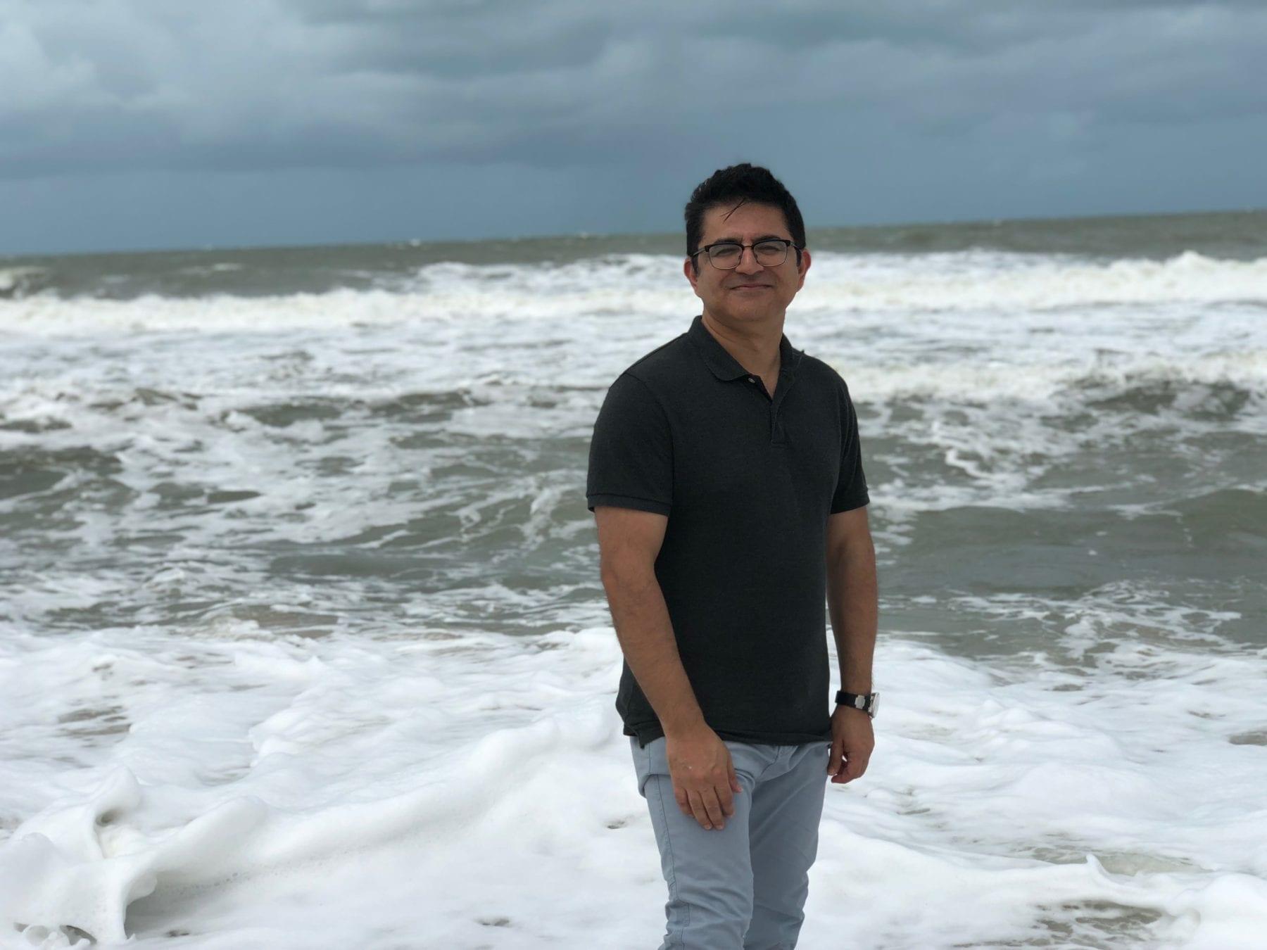 Dr Mubashar Sherazi joins Mallacoota