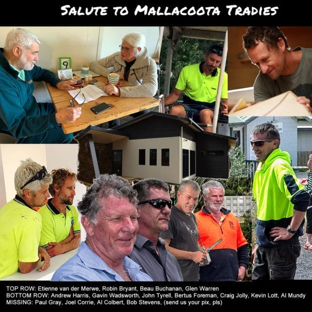 Composite of tradies featured